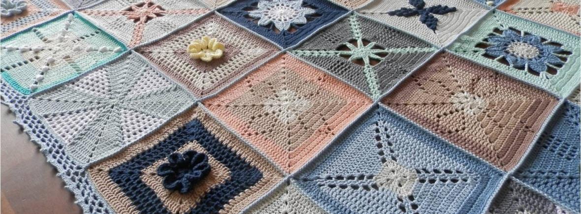 Scheepjes Crochet Along 2014 – It's all in a Nutshell Crochet