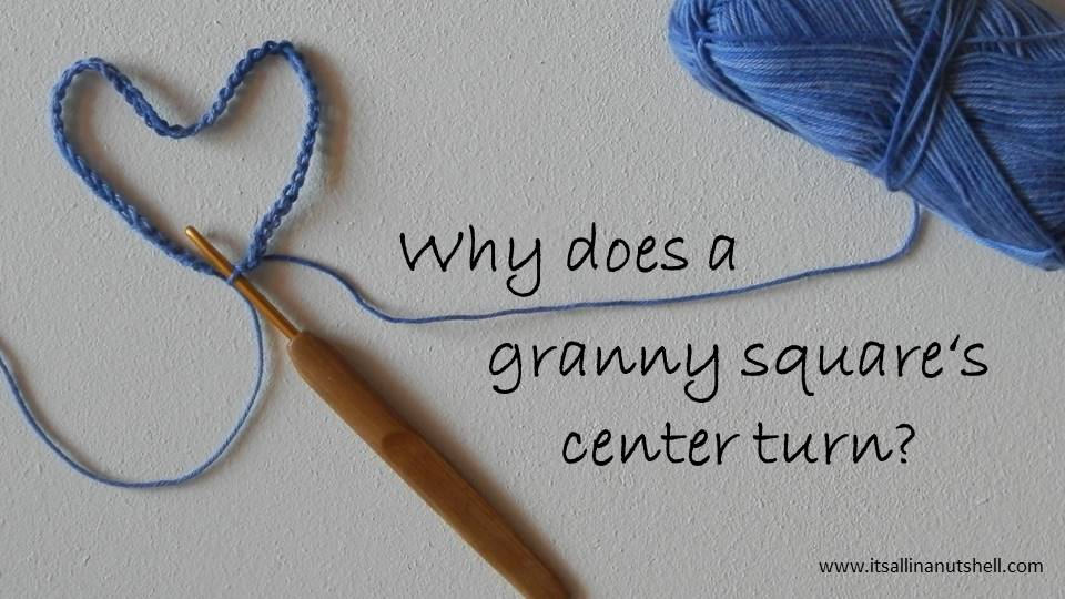 why does a granny center turn
