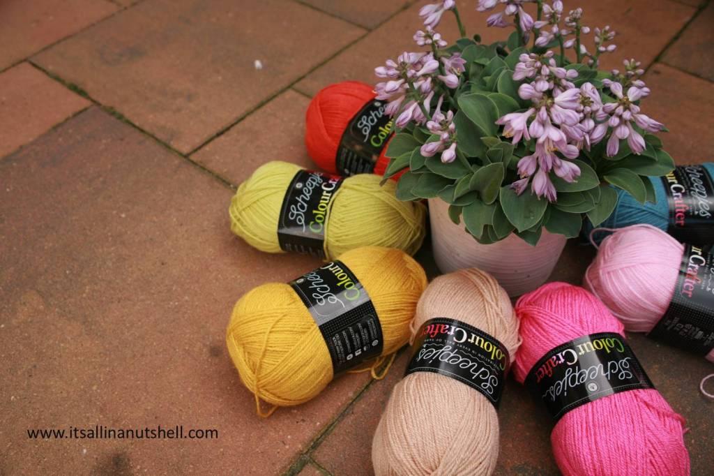Color Crafter Yarn - 3