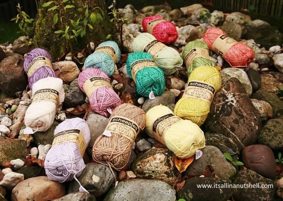 Demelza Blanket Yarn Stonewashed - 1