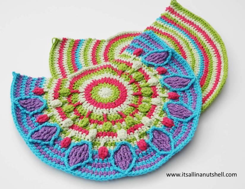 peacock tail bag cal part 3 -1