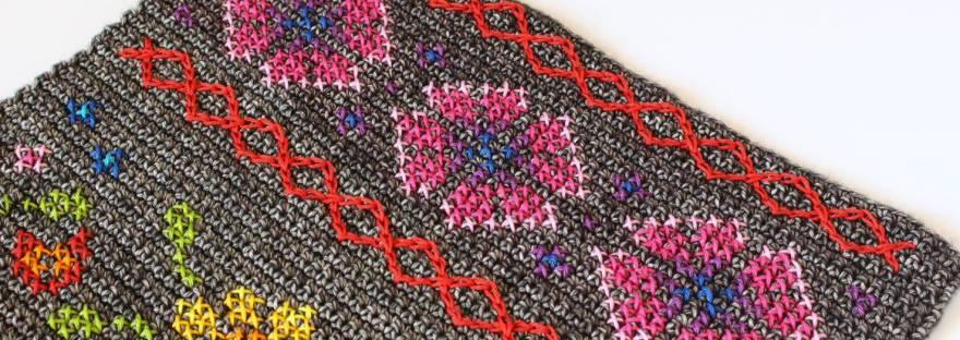 Hygge crochet along week 9 – It's all in a Nutshell Crochet