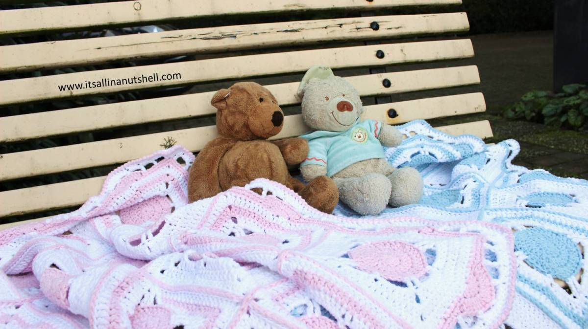 Sweet Dreams Baby Blanket give-away