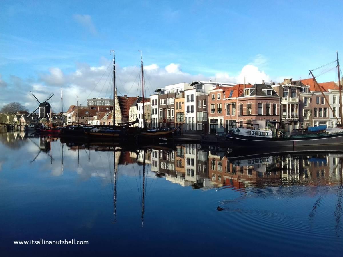 Visit to Leiden