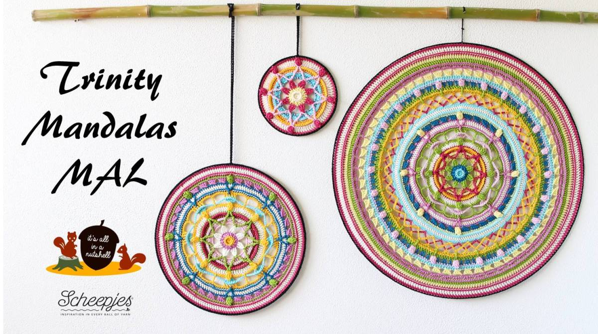Trinity Mandalas Make Along